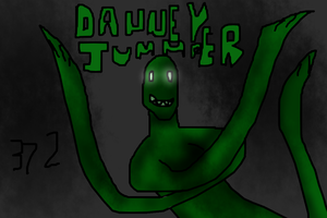 SCP-372, Danney Jumper by Dragonrage19