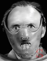 Dr. Hannibal Lecter by ScOttRa