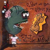 Crazy-Biscuit by E-Mirko