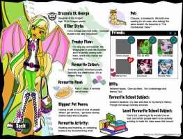 Draconia St. George profile page by BabyDollLJ