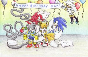 Happy Birthday Gar by SpeedLimit-Infinity
