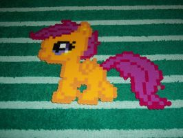 Scootaloo by Frost-Claw-Studios