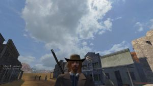 Maxwell Acachalla(Best i could do ingame) by issacclark98