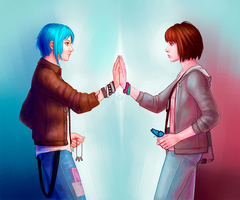 Life Is Strange by Oxcenia