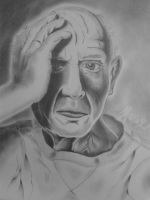 Picasso by DorianBasil