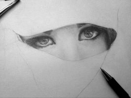 'Bright Eyes' -WIP3- by dekoepper-f