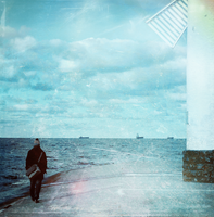 With the ocean in your arms by ConceptualMiracles
