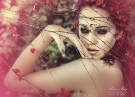 Poison Ivy by peroni68