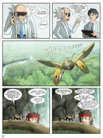 Trouble - Page 15 - Suzumega Medabot by AltairSky
