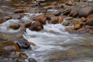 river rocks I by Zlata-Petal
