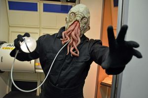 Ood Cosplay at the NSC 2015 (8) by masimage