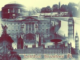 London Photoshop Brushes by freaky-x