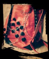 leather bag by maria-ana-m