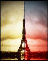 PARIS-LOVE-TOUR-EIFFEL by Hotmane