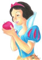 Snow White by Nyleamoc