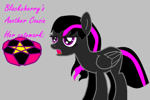 my another Oc I made and I was bored by BlackCherry1994