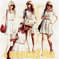 Pack png 175 Taylor Swift by MichelyResources
