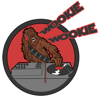 Wookie Wookie by drawnblud