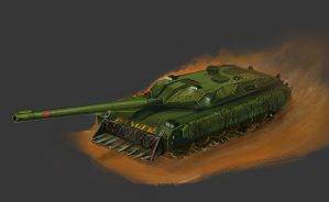 Tank Concept by PrabhuDK