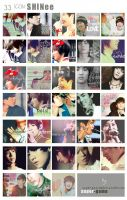 SHINee_icon_batch01 by super-game