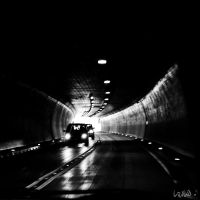 tunnel -2- by leilalilou
