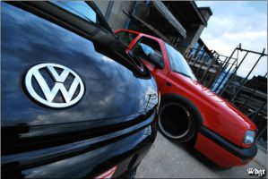 VW Vento And Scirocco 3 by DavysGT