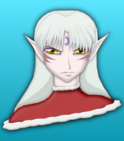 Sesshomaru Elf by Prepare-Your-Bladder