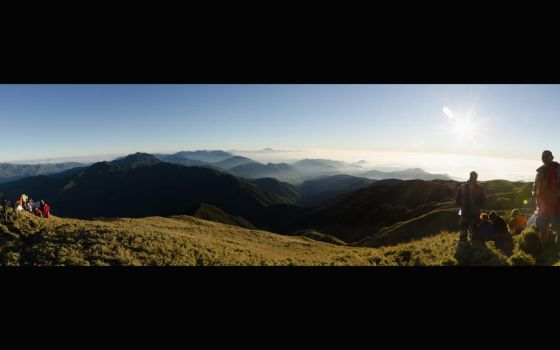 Mt. Pulag 1 by alpreddd
