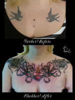 Cover up by Anderstattoo