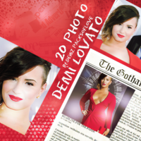 PHOTO Pack (18) Demi Lovato by DenizBas