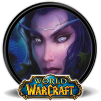 World of WarCraft - Icon by Blagoicons