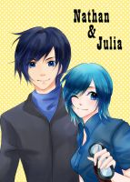 Request : Julia - Nathan by rosekira