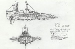 Steampunk Flagship by VentusAerus