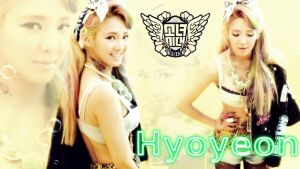 Girls`Generation : I got a boy ~ Hyoyeon ~ 02 by ForeverK-PoPFan