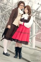 Hetalia - On a Date by aco-rea