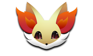Fennekin by darkheroic