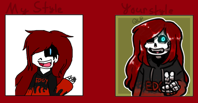 Style Meme! by Quite-Lovely-Puzzles