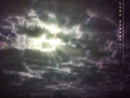 Clouds at night by Mikeinel