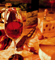 cheese and wine (Blender 2.67) by mission-vao