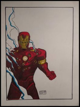 Ironman by bfields9187