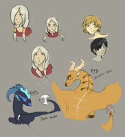 More of These Guys by PandaRainbow