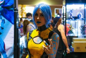 Borderlands 2 - Maya Cosplay by OscarG1