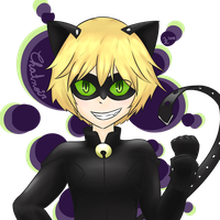 Chatnoir by rooxx13