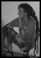 Dreads and tatoos by annasudenis