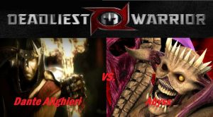 Deadliest Warrior DID vs. SCA by Lord4536