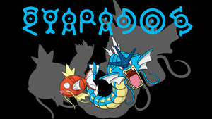 Gyarados Background by JCast639