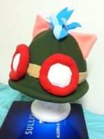 Teemo Hat -League of Legends by TheEccentric-1