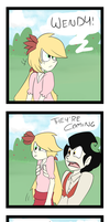Don't Starve~Low Sanity by ZodyZaible
