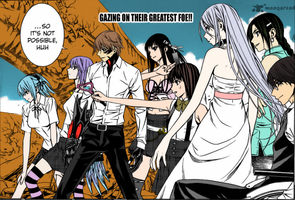 Rosario+Vampire II Ch 62 Page 4 by LunarInfinity