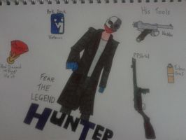 Hunter Character pack by Paitent115